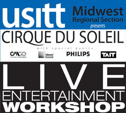 Cirque du Soleil Live Entertainment Workshop